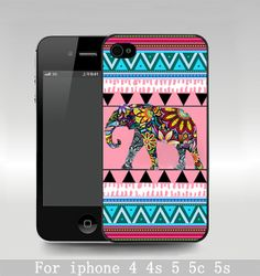 Elephant iphone 5 case