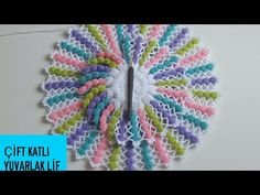 Baby Patterns, Crochet Patterns, Crochet Baby, Free Crochet, Baby Dress, Diy And Crafts, How To Make, Youtube, Tutorial Crochet