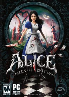 Alice - Madness Returns (video game, 2011)