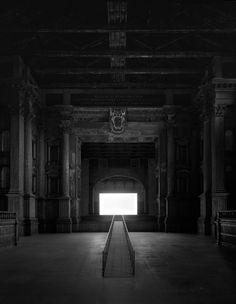 Teatro Farnse, Parma, 2015© Hiroshi Sugimoto