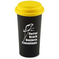 View a larger, more detailed picture of the Terra Stainless Vacuum Tumbler - 16 oz