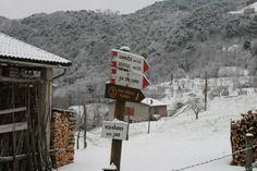Tremosine, Voiandes, Inverno 2009