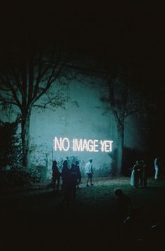 No Image Yet Neon Light Up Sign | Lights | Photography | Quote | Words in Photo | Typography Word Art