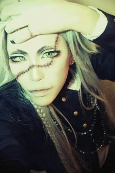 Undertaker cosplay. i congratulate the person who did this cosplay,