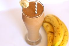 Dairy-Free Chocolate Banana Shake Against All Grain | Against All Grain - Delectable paleo recipes to eat & feel great