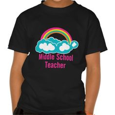 Middle School Teacher T Shirt, Hoodie Sweatshirt
