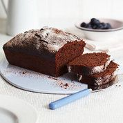 Chocolate, Courgette and Spelt Cake