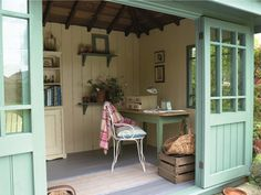 ...and inside the garden haven.....