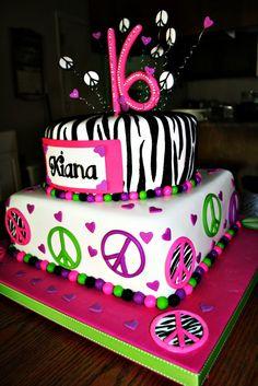 peace cake