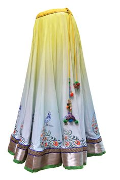 Chaniya choli and lehngas for navratri  THE WORLD OF DIGITAL PRINTS  NAVRATRI with colours from COLORS !!