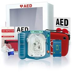 philips aed package