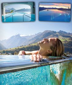 Infinity Pool Deutschland pool with a view south tyrol outdoor infinity pool