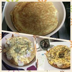 E quando dá vontade de comer pizza?  A gt faz! Só que essa pode! Batí levemente dois ovos Coloquei na frigideira e levei ao fogo baixinho! Quando virei o ladocoloquei por cima peito de perú picadocebola palmito queijo e orégano Tampei e esperei o queijo derreter! Ficou bom demais!!! E com minha caneca mara da @canecasforyou do Chewie! #parecegordicemasehfit #naoehpqehregimeqtemqserruim #lowcarb #comidadeverdade #corpinhomagroemconstrucao by corpinhomagroemconstrucao
