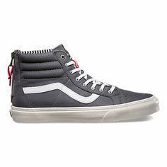 1072b9453b1 SK8-Hi Zip CA Vans Shoes
