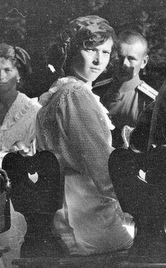 Grand Duchess Tatiana Nikolaevna.