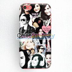 Demi Lovato Collage iPhone 5C Case | casefantasy
