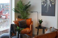 Styling av Leilighet fra Innerommet Indoor Garden, Indoor Plants, Diy Bedroom Decor, Home Decor, Woodworking Crafts, Furniture Decor, Interior Architecture, Mid-century Modern, Living Room