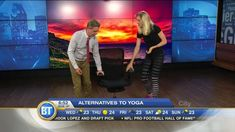 Yoga not for you? Learn alternatives to Yoga in my BT Montreal segment!