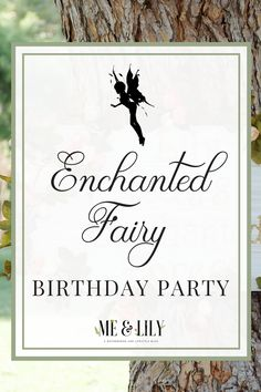 Lily Ray's Enchanted 1st Birthday Party! First birthday party ideas for themes like enchanted forest party, woodland party, and fairy party! Make that 1st birthday party magical with this fairytale party decor. #motherhood #fairyparty #firstbirthday #enchatedforestparty #woodlandparty