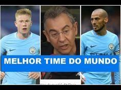 """""""Manchester City é o MELHOR time do mundo"""" diz Flavio Prado"""