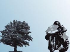 """""""PASEANDO EN LA CIUDAD"""". Fuente de pinceles utilizados: transportation_brush_by_hawksmont2; treeBrushes7. Medida: 1600X1200. Fecha de elaboración: 27 de agosto de 2013."""