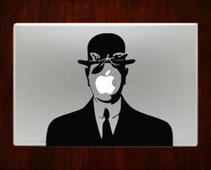 "Son of man Decal Sticker Vinyl For Macbook Pro/Air 13"" Inch 15"" Inch 17"" Inch Decals Laptop Cover"