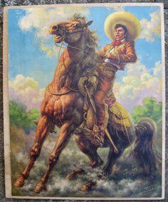 Charro by Jesus Helguera