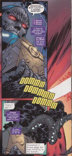 Batman # 702 | Written by Grant Morrison, pencils by Tony Daniel