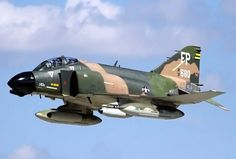 F-4 Phantom.  Love this plane