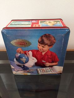 jacobs pastimes biscuit tin philately vintage retro Stamp Collecting | eBay