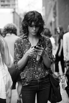 On the Street…West 37th St., New York - this is all I want to be