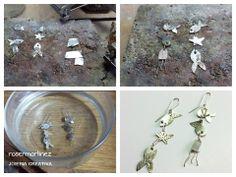 """""""peixicus"""", joyas creativas de Roser Martínez www.rosermartinez.com"""