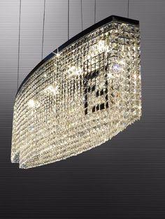 moderne kronleuchter k9 kristall deckenleuchte restaurant beleuchtung dekoration leuchte 50 cm. Black Bedroom Furniture Sets. Home Design Ideas