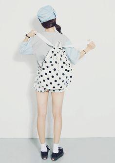 polka dots | Fashion Portrait Photography | ~F.