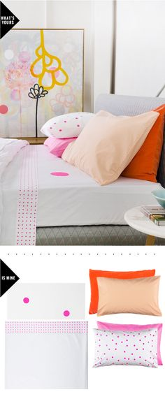 Rachel Castle - THESE are the kind of sheets I have been looking for!