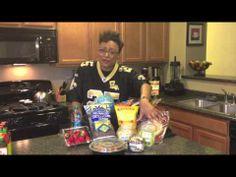Super Bowl Healthy Snacks!