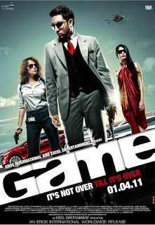 Game - Download Indian Movie 2011       Print : DVD [Compress in AVI Format]     Download and Onlin...