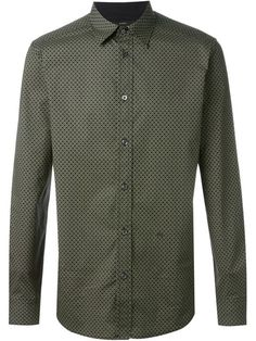 DIESEL All-Over Print Shirt. #diesel #cloth #shirt