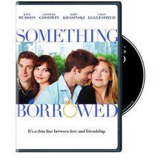 Something Borrowed: Kate Hudson, John Krasinski