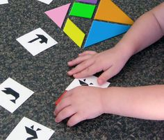 Using Tangram in your class? Please share your experiences at http://www.tangram-channel.com