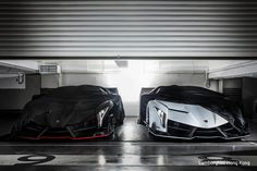 Alongside the likes of Dubai, Abu Dhabi and London, Hong Kong has risen to prominence as one of the world's supercar capitals. Flooded with wealthy business people, the city is home to some of the finest cars ever produced and recently, it welcomed two more. Introduced just a few months after the insane Lamborghini Veneno, the Veneno Roadster may be restricted Continue Reading