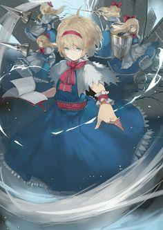 61 Best Doll Maker Chan Images Anime Girls Doll Maker Alice
