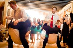 Male bonding wedding dance to be performed only by blood brothers.