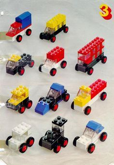 Building Ideas Book [Lego 222]