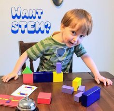 STEM ideas for the K