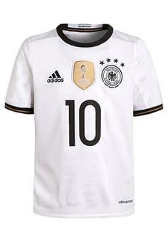 adidas Performance - DFB GERMANY - Landsholdstrøjer - blanc/noir
