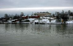 """"""" Hämärä hämärä"""" Gray winter day in Helsinki Finland"""