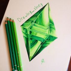 #finished  It was my first attempt to daw in a very realistic style  I'm actually very lucky how it turned out! What do you think? #sims#diamond#drawing#siney_art#sims4#sims3