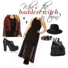"""AHS: Coven Inspired"" by kamababus on Polyvore"