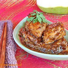 Cook Asian Food: Vietnamese chicken in coconut juice